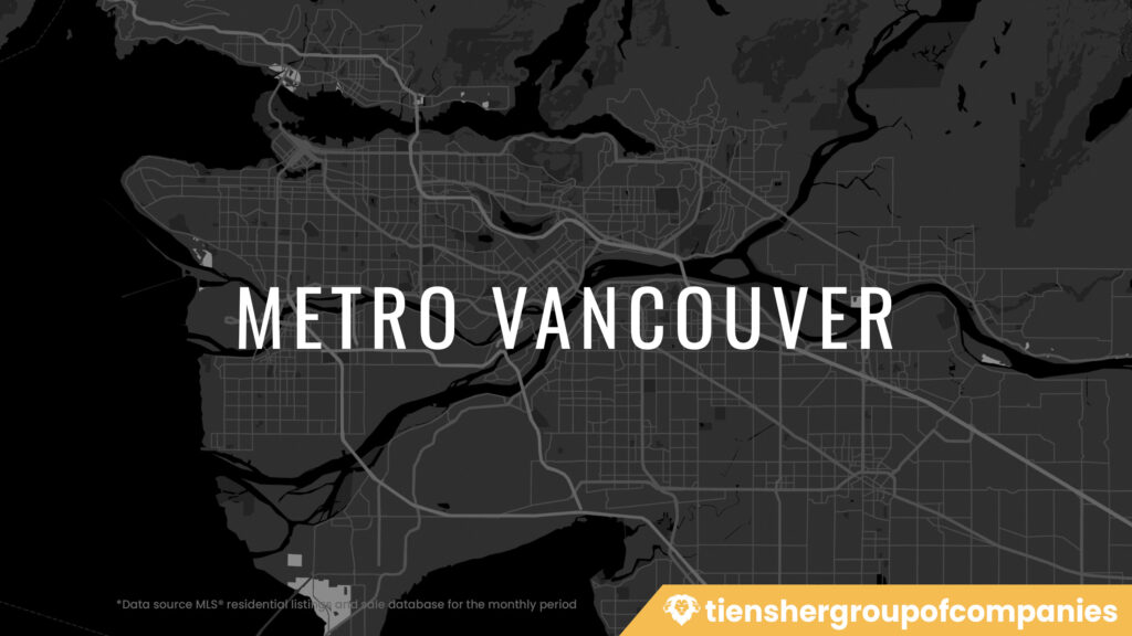 Metro vancouver real estat stats